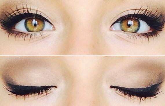 Andrea Russett makeup