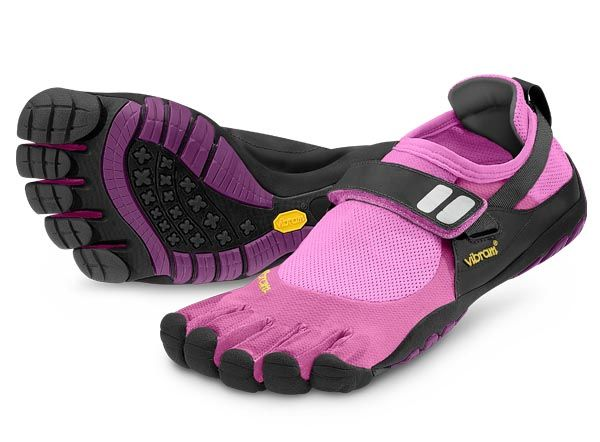 kayaking: Vibram Five Fingers, Running Shoes, Women Treksport, Shoes Women, Workout Shoes, Trail Running, Athletic Shoes, Toe Shoes, Pink Black