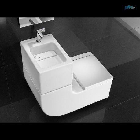 17 mejores ideas sobre lavabos roca en pinterest muebles - Inodoro y lavabo en uno ...