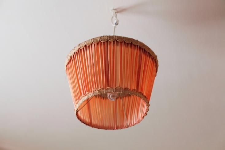 Upside down lamp shade for ceiling light | Light Up My Life ...