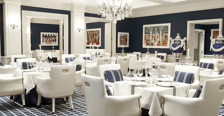 Fine Dining in the Grill Room at The Oyster Box Hotel - Durban
