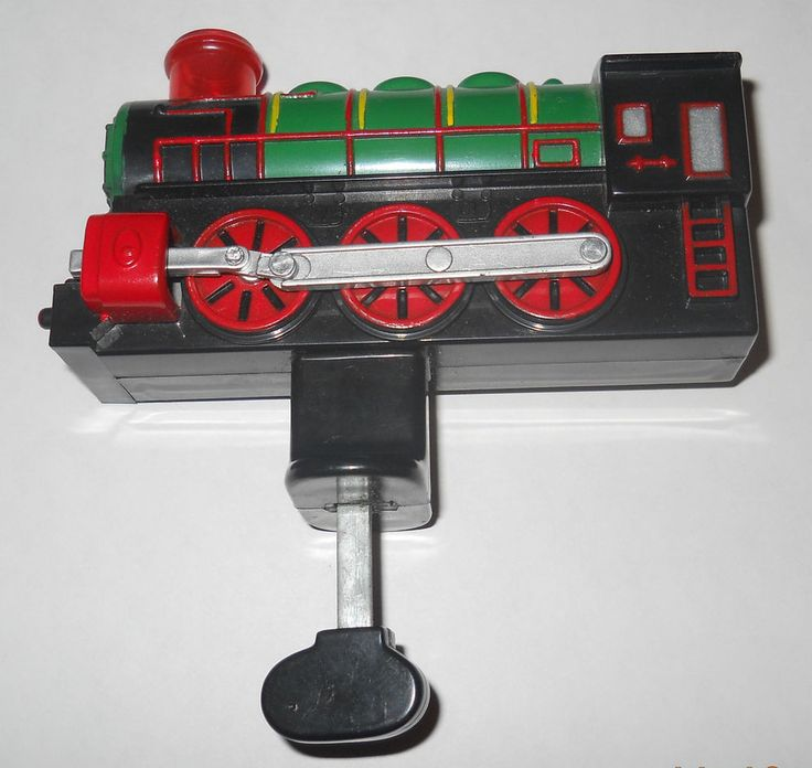 SCHYLLING Train Toy~Push Button with Sparking Light and Bell~1999 | Toys & Hobbies, TV, Movie & Character Toys, Other TV/Movie Character Toys | eBay!