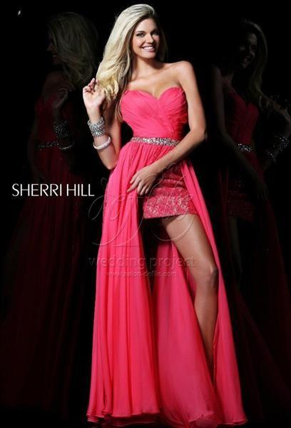 Платье sherri hill стоимость