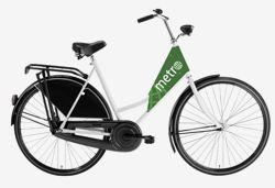Bedrijfslogofiets.nl maakt reclamefietsen voor bedrijven, met hun logo en bedrijfskleuren meegespoten.