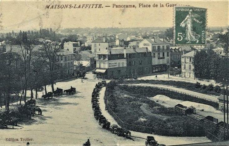 Fine Maison Laffitte Plan De La Ville that you must know, You?re in good company if you?re ...
