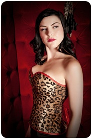 Booby Trapp Corsets -- couture corsets with flair