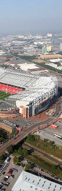 Old Trafford - For Luis