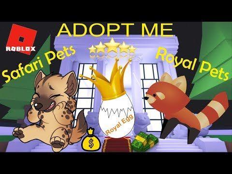 Kto Vylupilsya Iz Royal Egg Adopt Mi Robloks Roblox Adopt Me Youtube Gieny