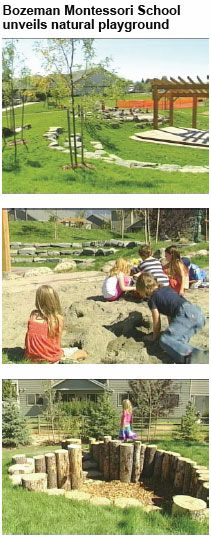 The Natural Playgrounds Company | Outdoor Playground Equipment | Natural Play Environments | Alternative Playgrounds