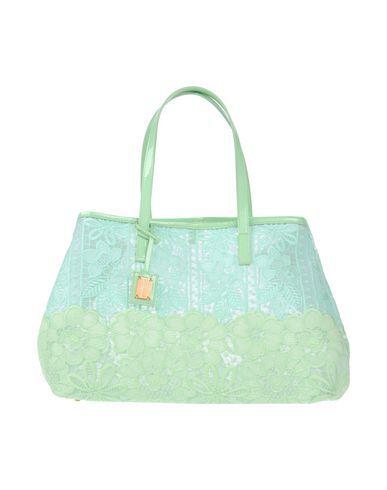 BLUMARINE Handbag. #blumarine #bags #leather #hand bags #polyester #nylon #lace #