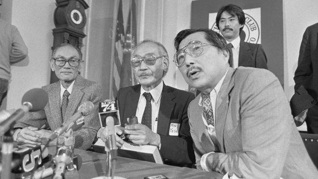 Families Of Japanese-American Civil Rights Leaders Join Legal Fight Against Travel Ban http://www.huffingtonpost.com/entry/hirabayashi-yasui-korematsu-amicus-brief_us_59c28b82e4b0186c220752be?utm_hp_ref=donald-trump
