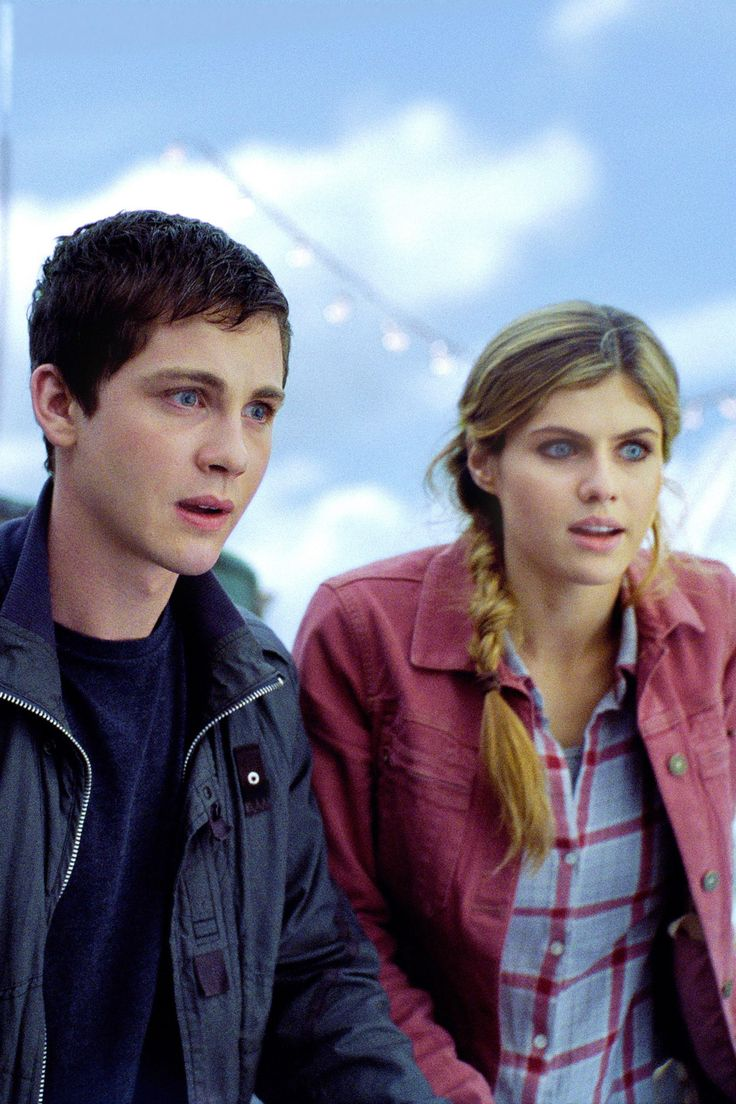 Percy and Annabeth, Percy Jackson