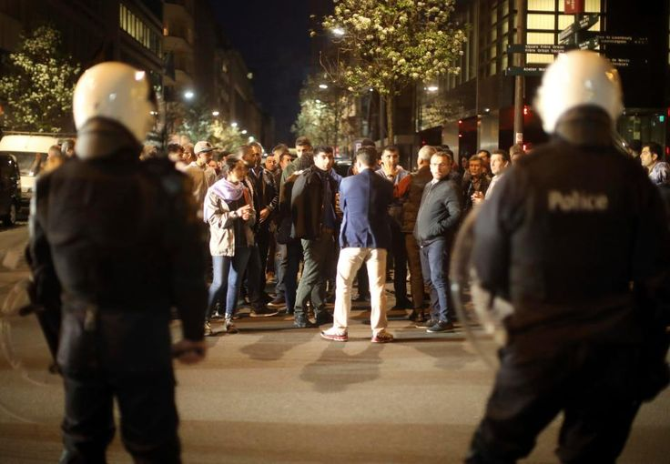 "#Media #Oligarchs #Banks vs #union #occupy #BLM #SDF #DemExit #Humanity   Second wave of AKP terror in Brussels  http://www.anfenglish.com/news/second-wave-of-akp-terror-in-brussels  Turkish fascists have attacked the mass protesting today's attack of ""Ottoman Hearths"" in Belgium capital Brussels..."