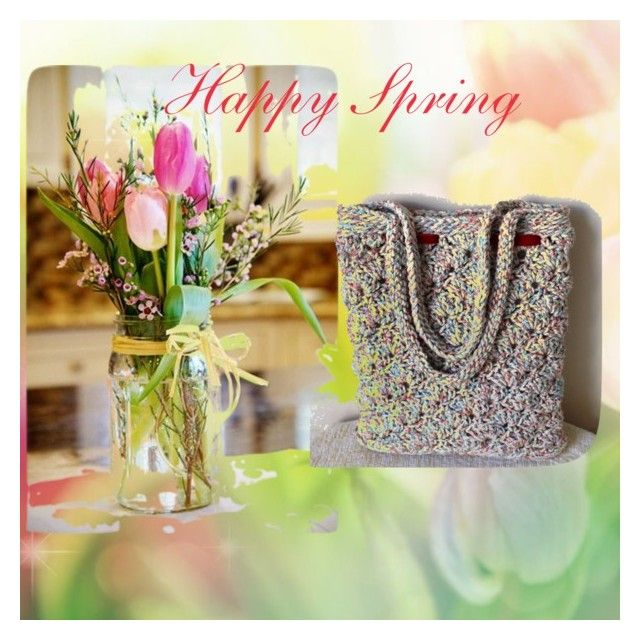Happy Spring by mariliart on Polyvore