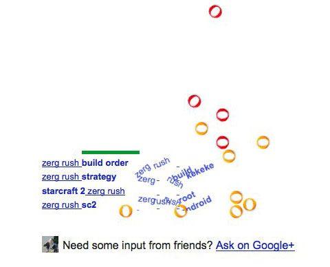Google Zerg Rush - HELP
