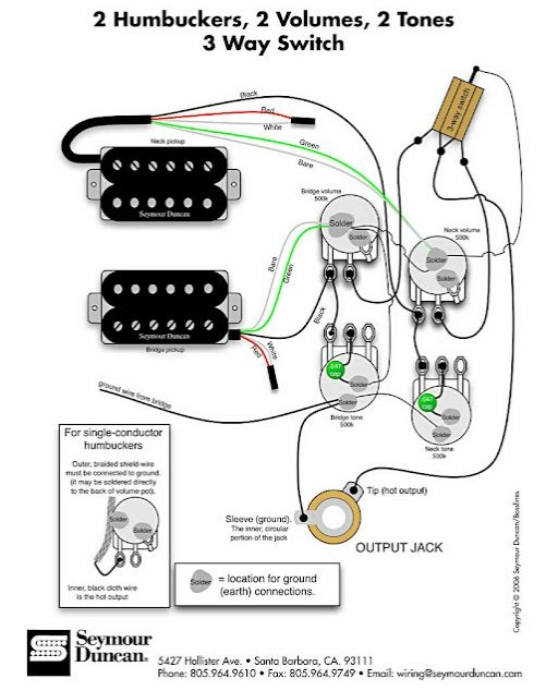 16 best guitar wiring diagrams images on pinterest