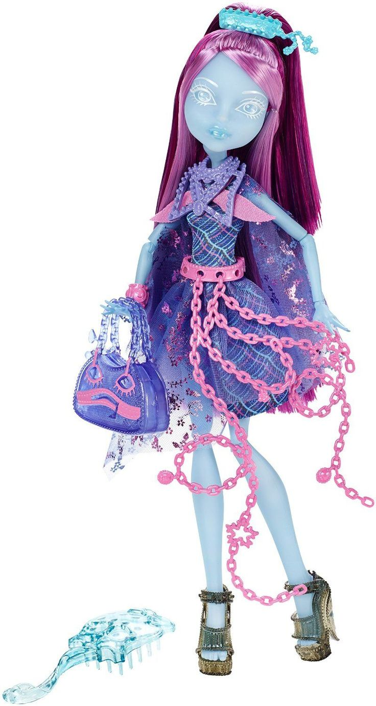 It?s a spooktacular ghost story when the ghouls of Monster High visit the creepy howlways of Haunted High in Monster High Haunted movie. But when things take a spooky turn, the ghouls make some new fr