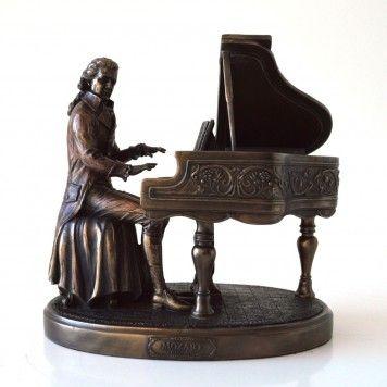 Statueta Mozart | Cadouri de lux | MyMan.ro