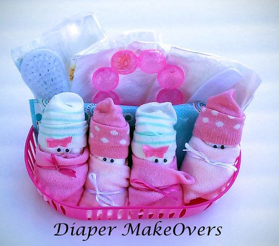 unique baby shower gift sets diapers babies by