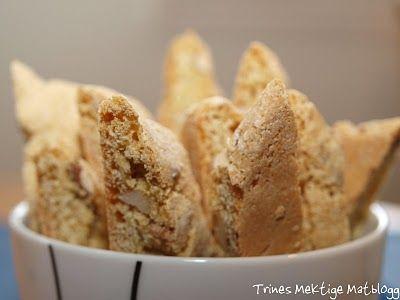 Verdens beste biscotti | TRINEs MATblogg