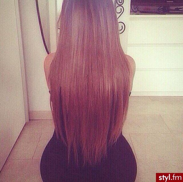 Fryzury  Brązowe włosy: Fryzury Długie Na co dzień Proste Rozpuszczone Brązowe - Bergaya - 2641882