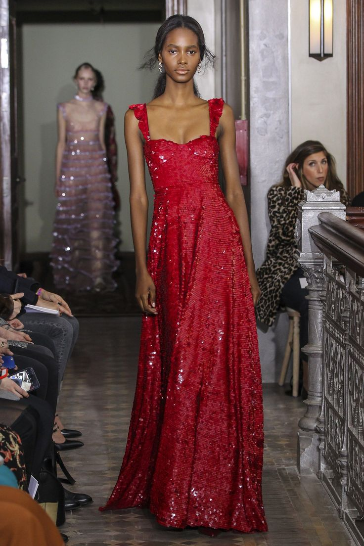 Best 25+ Red evening gowns ideas on Pinterest | Red formal dresses ...