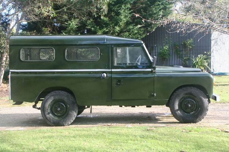 1968 Land Rover (4X4) Ute | Cars, Vans & Utes | Gumtree Australia Naracoorte Area - Naracoorte | 1152104956