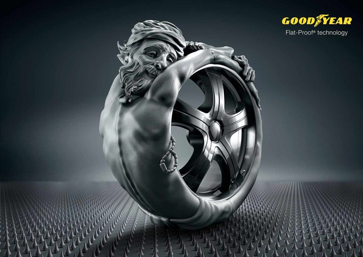 Goodyear: Flat-Proof
