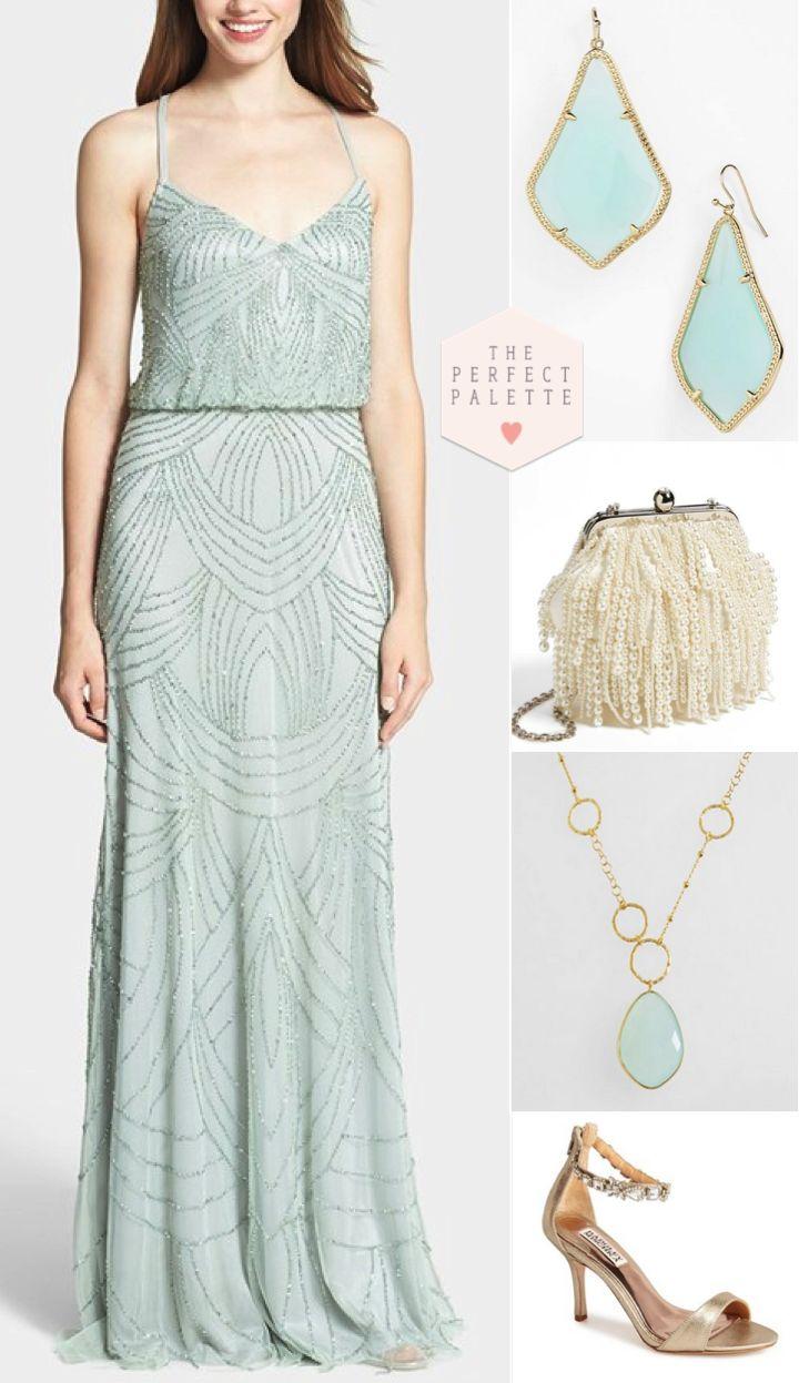 Best 20 mint bridesmaid dresses ideas on pinterest aqua bridesmaid dresses youll love pretty pastels ombrellifo Image collections