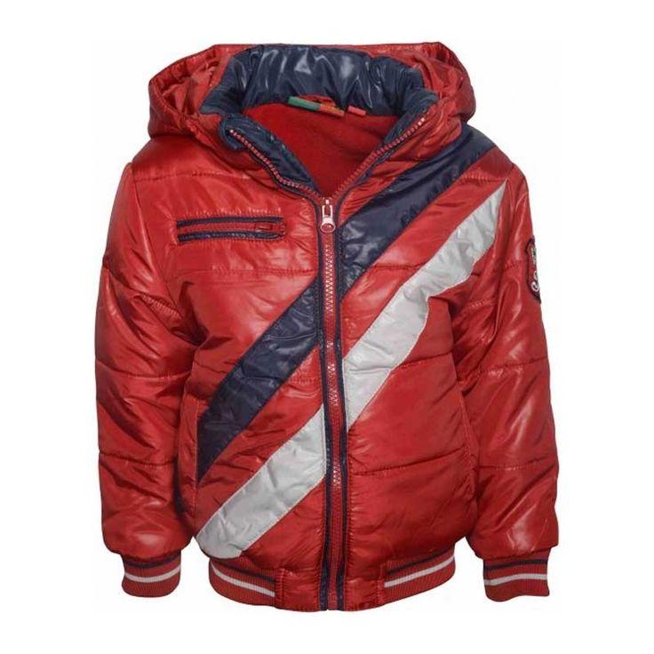 Stoere Knot so Bad Winterjas bij Minimoda. #Jongenskleding #Winterkleding #Jongans