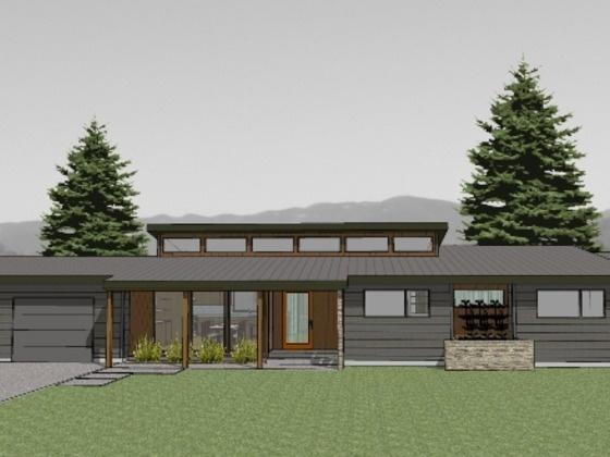 Elevation Plan Ne Demek : Best mid century modern homes atlanta images on