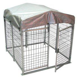 2f7d2ecac484165c3378a9b9a7d27745--outdoor-dog-kennel-dog-runs