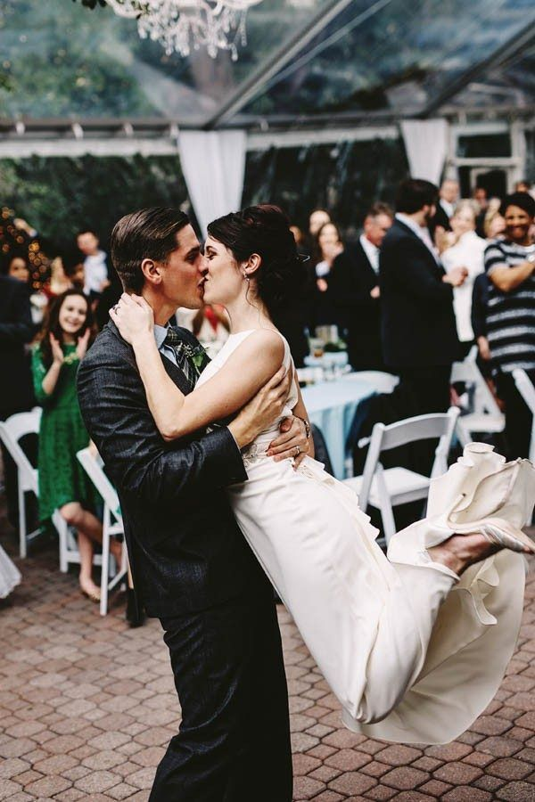 Kick up your heels with these 80 first dance song suggestions! | Image by Stephanie Rogers Photography