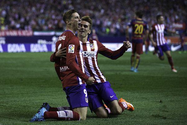 Fernando Torres Photos - Club Atletico de Madrid v FC Barcelona - La Liga - Zimbio