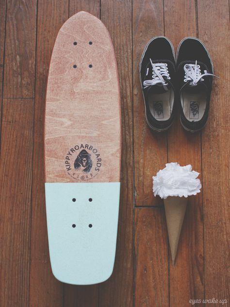 Kippy Skateboards mint ©eyeswakeup