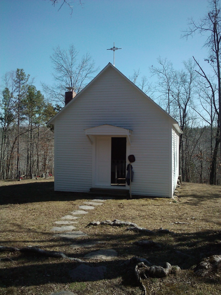 Stephenu0027s Church in the Land Between The