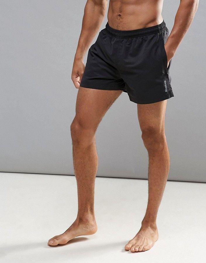 0bd29deb731e2 Reebok Men's Swim Shorts, swim trunks, men's swimming, beach gear, swim  training gear, breathable, moisture wicking, athletic wear, gym wear, men's  fitness, ...