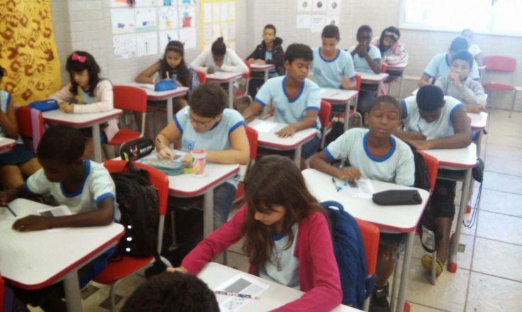 Blog do Inayá: Professora Sueni Lima aplica simulado do SAERO