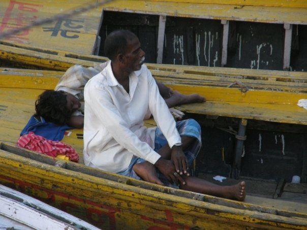 Vanarasi - India 2008