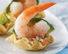Mini Shrimp Tacos