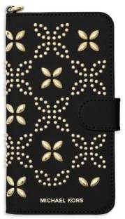 MICHAEL MICHAEL KORS Folio Leather iPhone 7 Case