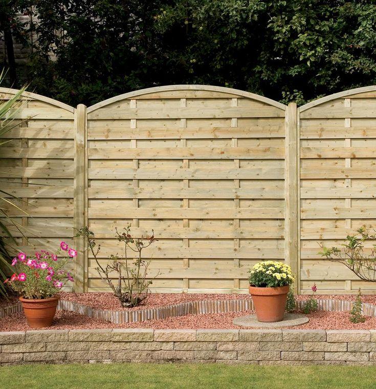 Garden u0026 Landscaping Great Bright Garden Fence