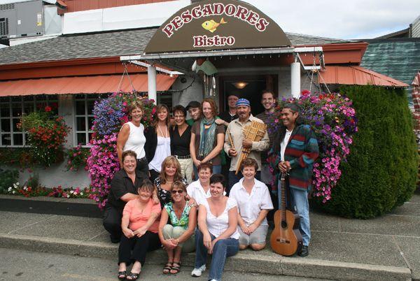 Pescadores Bistro, Port Alberni Restaurant