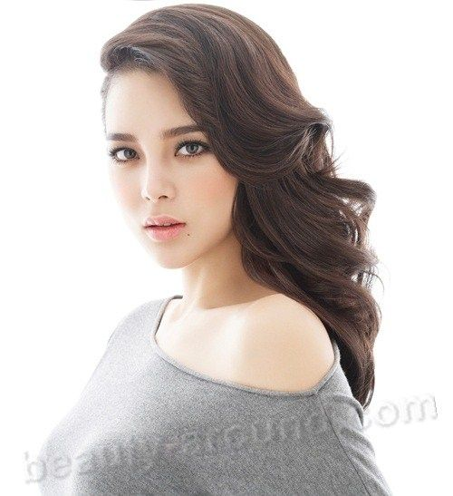 Most Beautiful Korean Girl Park Si Yeon photo