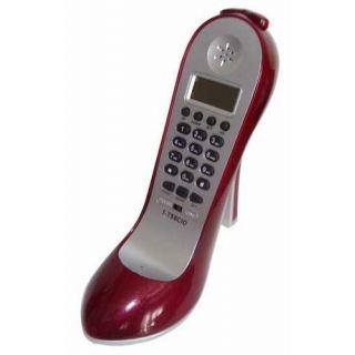 KIRMIZI TOPUK TELEFON