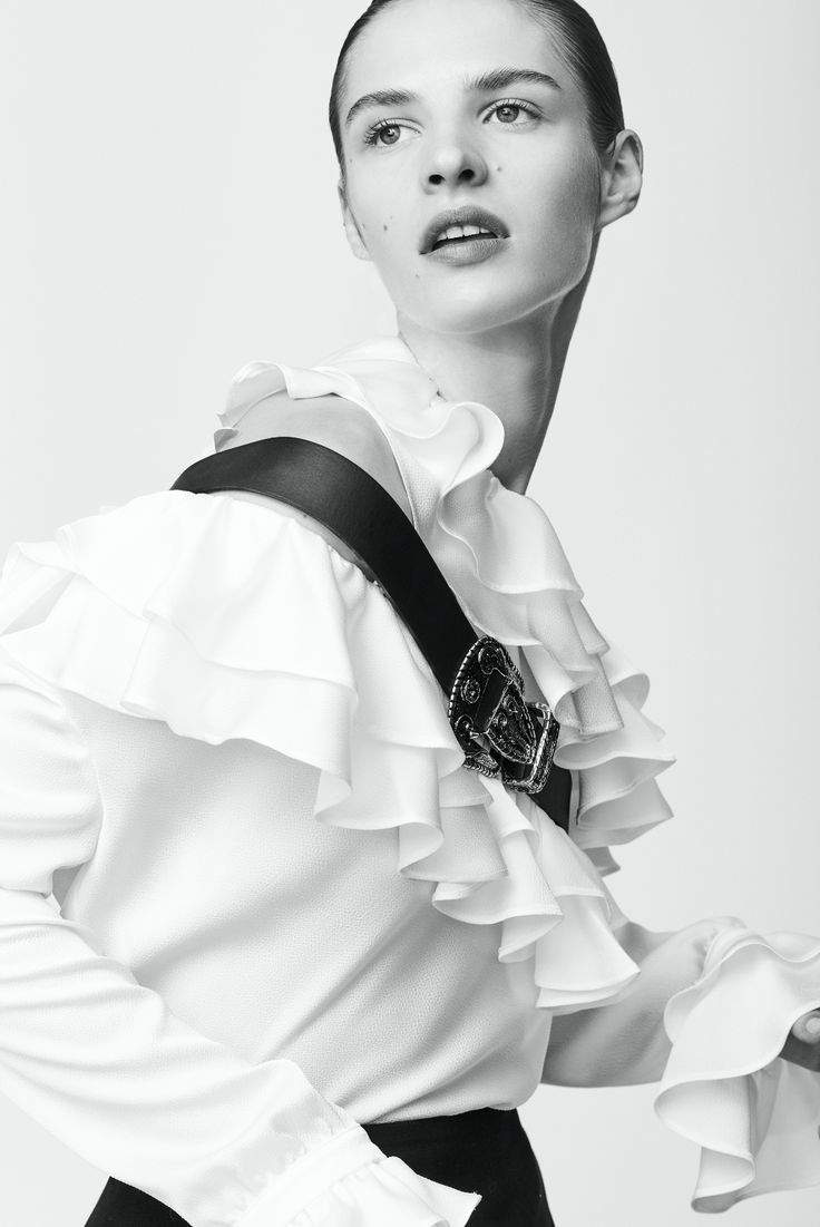 Photo: Magdalena Luniewska Model: Asia Piwka / MODEL PLUS Stylist: Ewelina Gralak Makeup: Aneta Kostrzewa