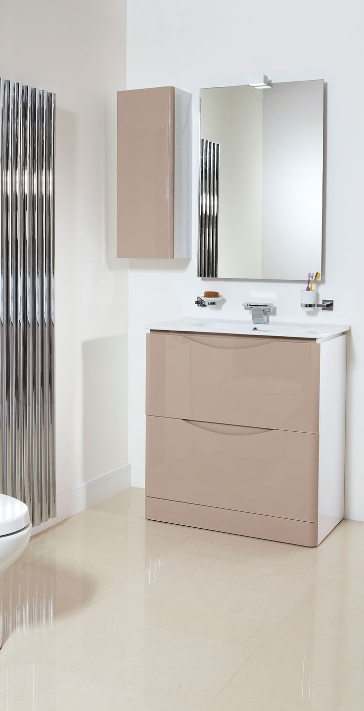 44 best images about bathroom ideas for small bathrooms on - Small bathroom vanity with drawers ...