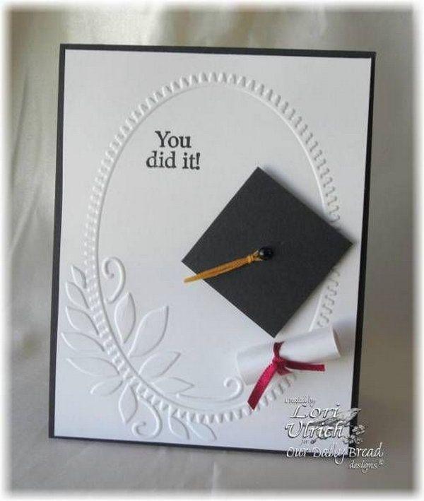 25 Diy Graduation Card Ideas Graduation Ideas Graduation Graduation Cards Handmade Graduation Cards Diy Graduation Cards