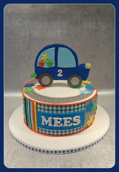 Lief! Auto taart