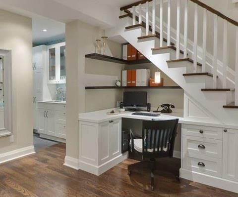 Nice How To Efficiently Add Storage Under The Stairs